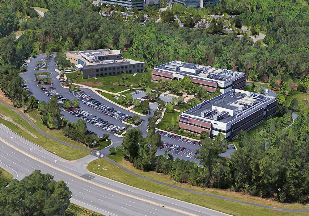 North Carolina research triangle park