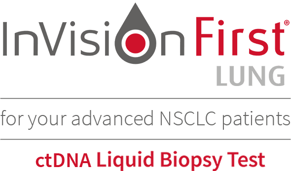 ctDNA Liquid Biopsy Test - InVision First-Lung