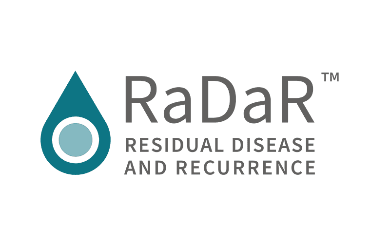 Radar™  A multi-tumor assay for the detection of residual disease and recurrence based on the InVision® liquid biopsy platform