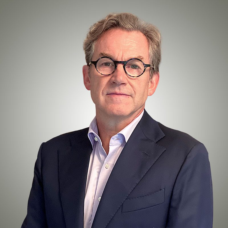 Peter Collins Chief Business Officer