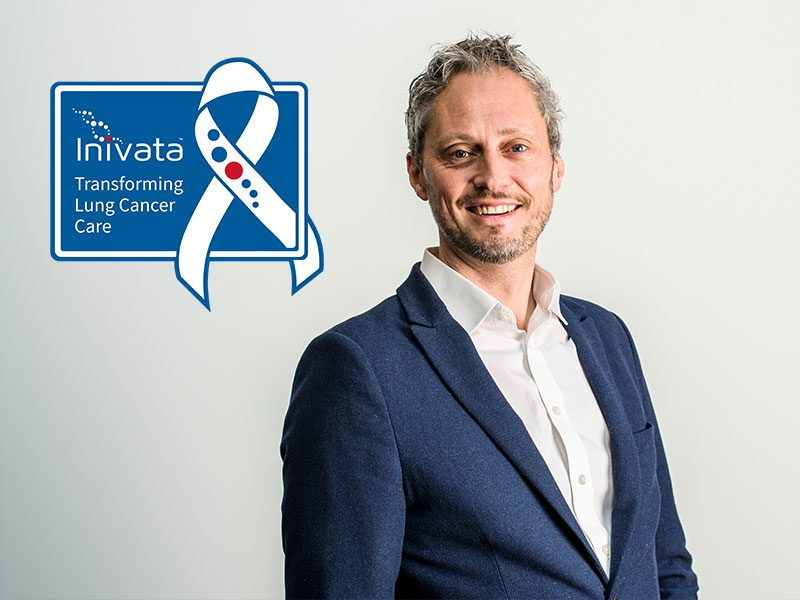 Clive on Lung Cancer Awareness Month and NSCLC
