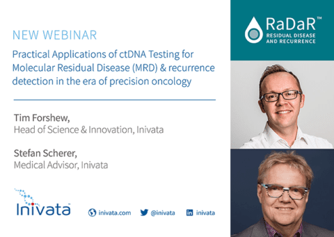 Practical Applications of ctDNA Testing for Molecular Residual Disease (MRD) and Recurrence Detection in the Era of Precision Oncology